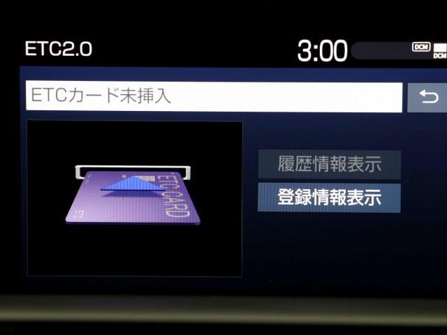 RS TSS搭載 SDナビ・マルチビューモニター・ETC(13枚目)