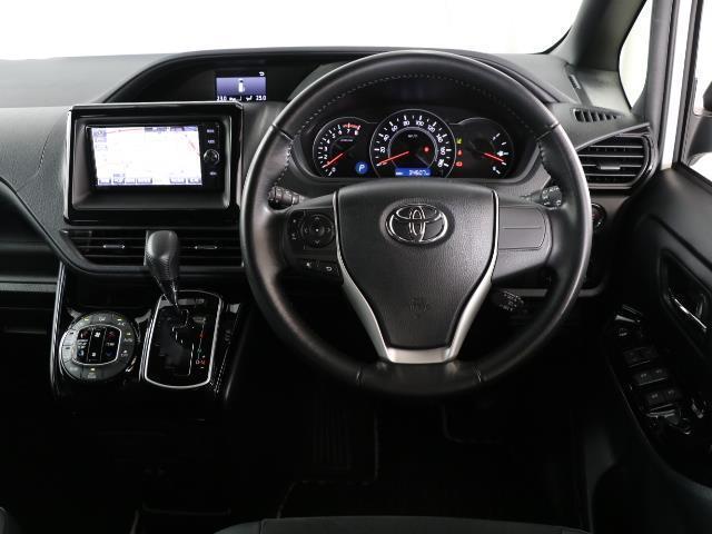 Si ダブルバイビー 7人乗・4WD・トヨタセーフティセンス(衝突回避システム)TSS搭載・SDナビゲーション・Bモニター・ETC・純正ドライブレコーダー・スマートキー・記録簿(6枚目)