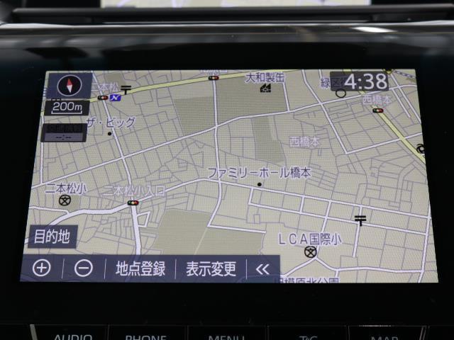 S Cパッケージ トヨタセーフティセンス(衝突回避システム)TSS+ICS搭載・SDナビゲーション・Bモニター・ETC・スマートキー・純正ドライブレコーダー・レーダークルーズコントロール機能・記録簿・ワンオーナー車(7枚目)