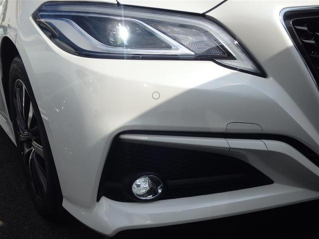 S Cパッケージ トヨタセーフティセンス(衝突回避システム)TSS+ICS搭載・SDナビゲーション・Bモニター・ETC・スマートキー・純正ドライブレコーダー・レーダークルーズコントロール機能・記録簿・ワンオーナー車(19枚目)