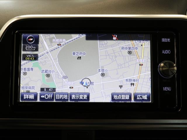 G 7人乗・ガソリン車・9,400km・トヨタセーフティセンス(衝突回避システム)TSS搭載・純正SDナビ・Bモニター・ETC・両側電動スライドドア・スマートキー・記録簿・トヨタロングラン保証付き(5枚目)