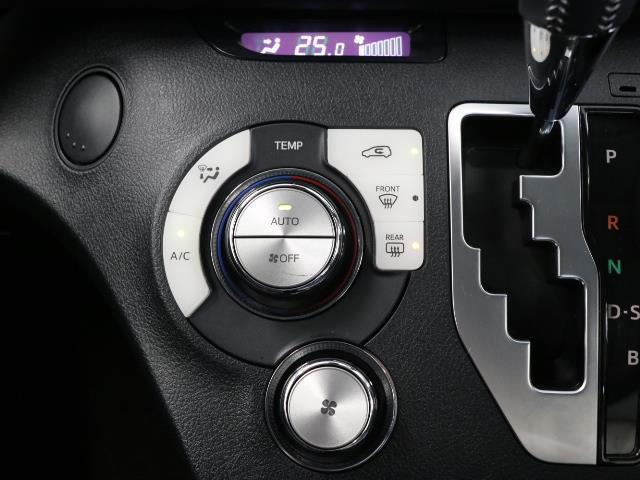 G 7人乗・ガソリン車・9,400km・トヨタセーフティセンス(衝突回避システム)TSS搭載・純正SDナビ・Bモニター・ETC・両側電動スライドドア・スマートキー・記録簿・トヨタロングラン保証付き(12枚目)