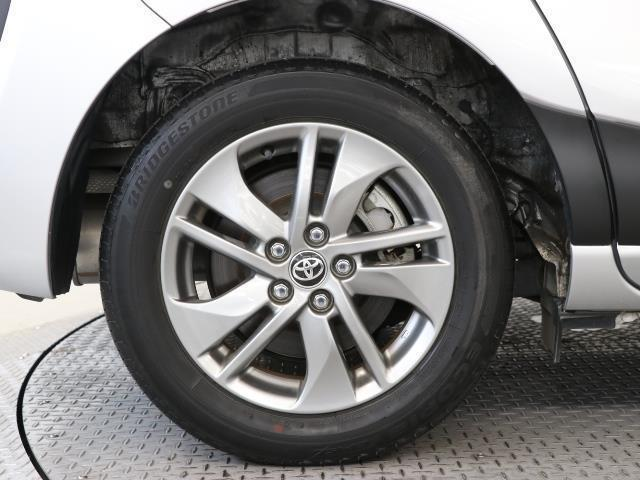 G 7人乗・ガソリン車・9,400km・トヨタセーフティセンス(衝突回避システム)TSS搭載・純正SDナビ・Bモニター・ETC・両側電動スライドドア・スマートキー・記録簿・トヨタロングラン保証付き(17枚目)