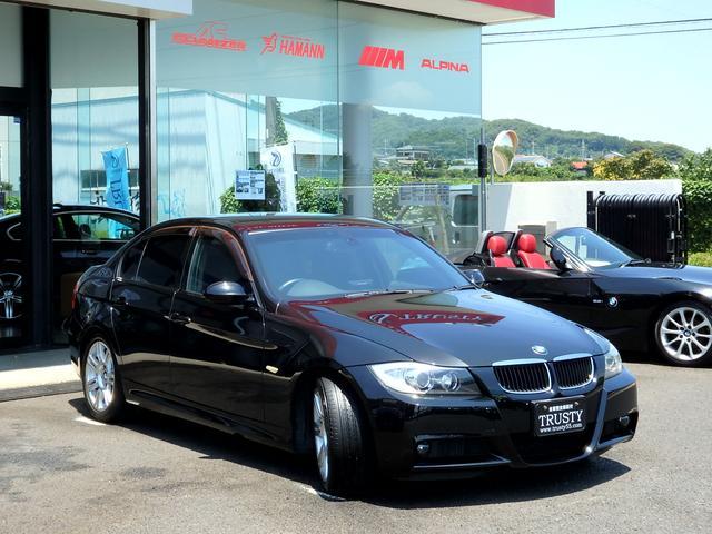 BMW BMW 320iMスポーツPKG フルエアロ 外HDDナビ フルセグ