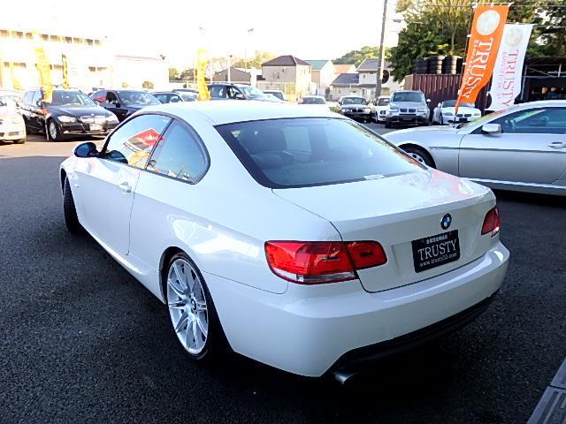 BMW BMW 320iクーペMスポーツPKG ロングラン保証 1オーナー
