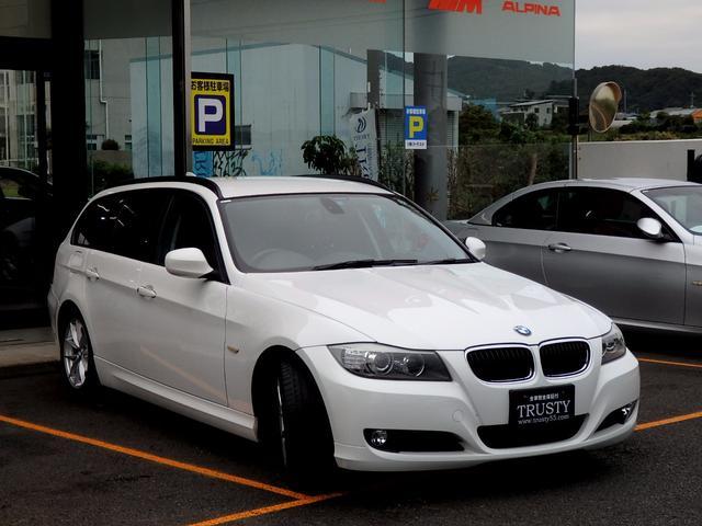 BMW BMW 320iツーリング6ヵ月保証有 後期型 直噴EG HDDナビ