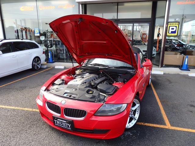BMW BMW Z4 ロードスター2.5i 6ヶ月保証有 後期型 アイボリー革