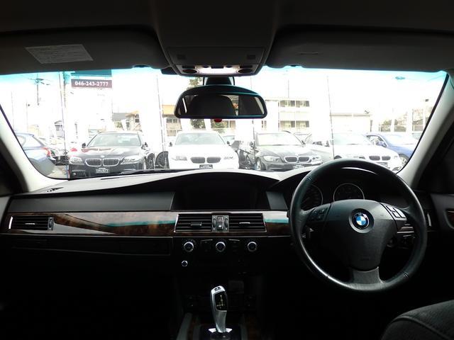 BMW BMW 525iツーリングハイラインPKG後期型 フルセグ 一年保証