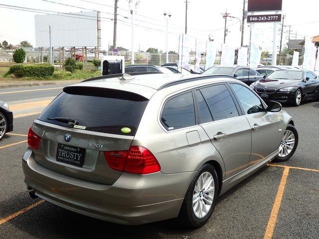 BMW BMW 320iツーリング ハイラインPKG 1年保証 1オナ 茶革
