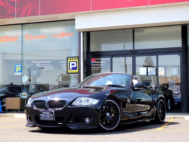 BMW BMW Z4 リミテッドエディション一年保証 165台限定 ハーマンエアロ