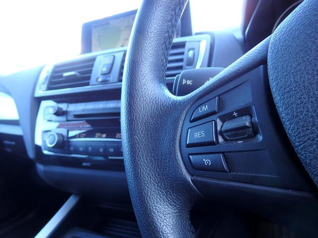 118i 1オーナー車 後期モデル パーキングサポートPKG 2ゾーンAC HDDナビ CD DVD MSV AUX USB ETC バックカメラ リアPDC スマートキー LEDヘッドライト 1年保証(26枚目)