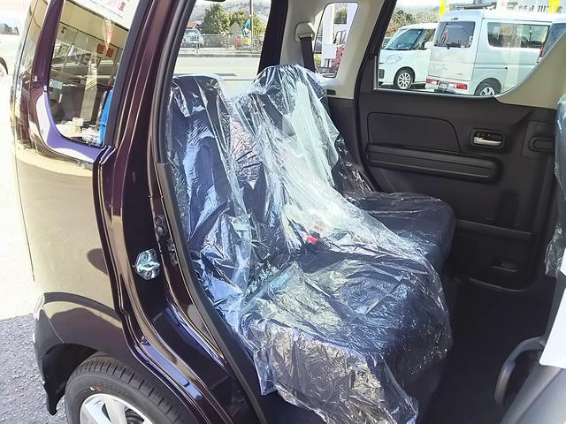 スズキ ワゴンR ハイブリッドFZ  スマートキー 新車