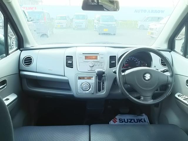 スズキ ワゴンR FXリミテッド  プッシュスタート