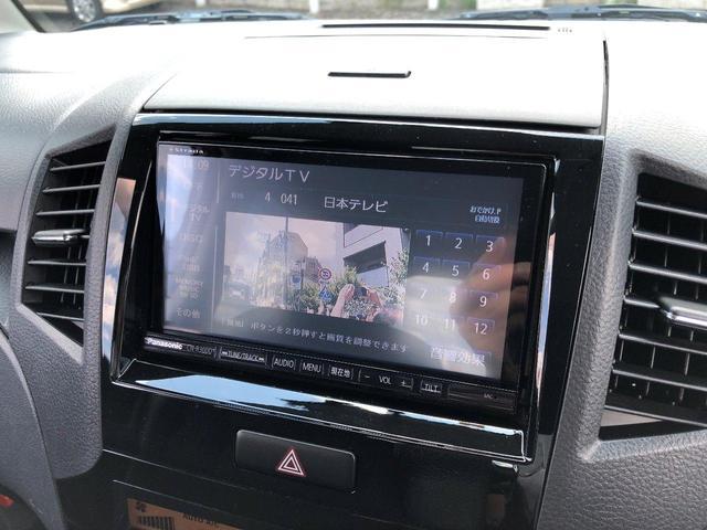 TS インタークーラーターボ ストラーダSDナビ&フルセグTV ETC 両側電動スライドドア インテリジェントキー ディスチャージライト(27枚目)