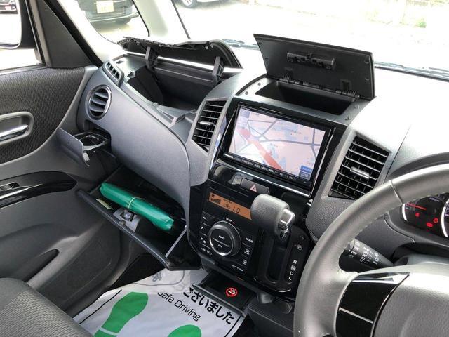 TS インタークーラーターボ ストラーダSDナビ&フルセグTV ETC 両側電動スライドドア インテリジェントキー ディスチャージライト(28枚目)