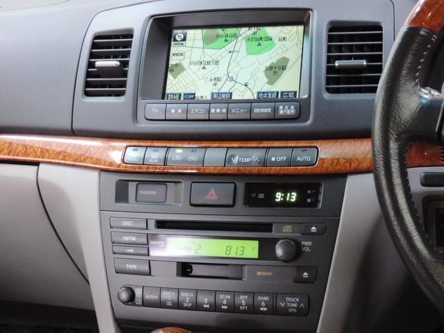 トヨタ マークII グランデ 35thアニバーサリー ディーラー記録簿 車高調