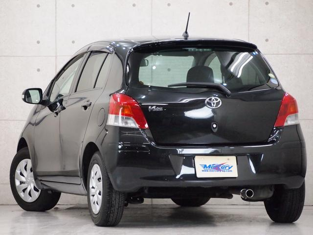トヨタ ヴィッツ F 新車販売店管理車輛 HDDナビETC 女性ワンオーナー