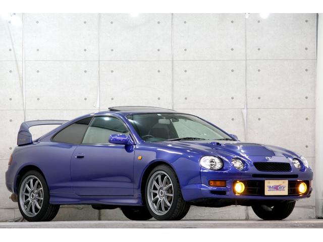 GT-FOUR 最終後期型 サンルーフ タイベル交換済み(3枚目)
