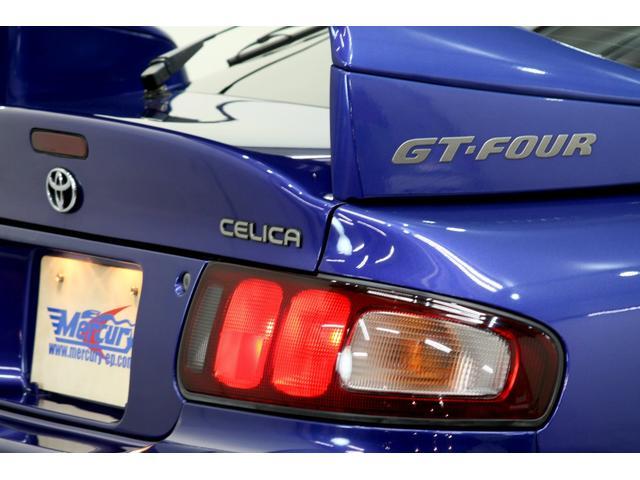 GT-FOUR 最終後期型 サンルーフ タイベル交換済み(16枚目)