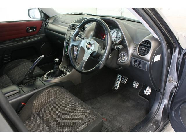 RS200 Zエディション 希少ボディカラー ダークグレー TRD製フルスケールメーター TEIN製フルタップ車高調 TEIN製フルタップ車高調 チタンマフラー AVS18インチ 純正OPヘッドライト(13枚目)