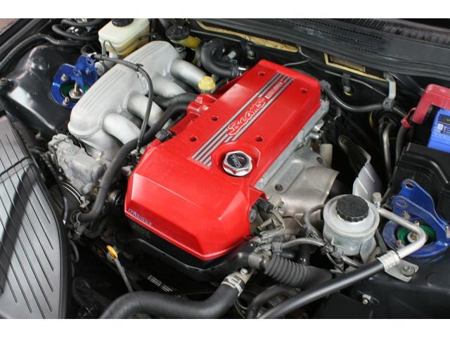 RS200 Zエディション 希少ボディカラー ダークグレー TRD製フルスケールメーター TEIN製フルタップ車高調 TEIN製フルタップ車高調 チタンマフラー AVS18インチ 純正OPヘッドライト(36枚目)