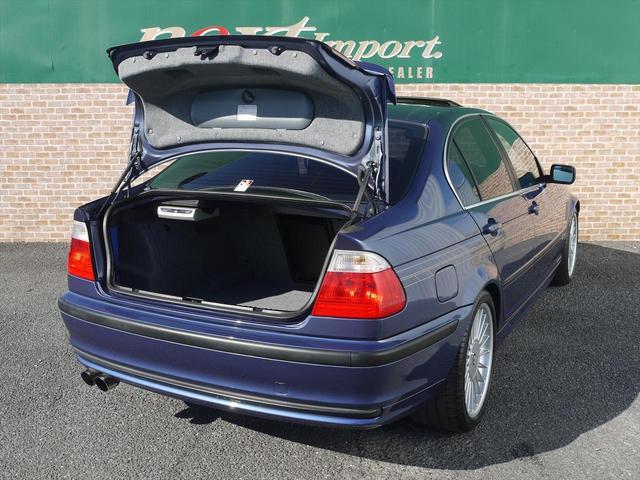 BMWアルピナ アルピナ B3 3.3 6MT SR 左H 純正18AW ウッドパネル