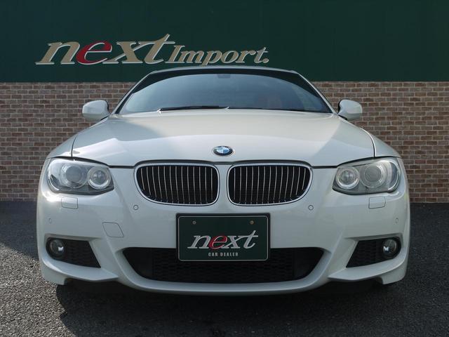 BMW BMW 325i Mスポーツパッケージ 後期モデル 赤革シート SR