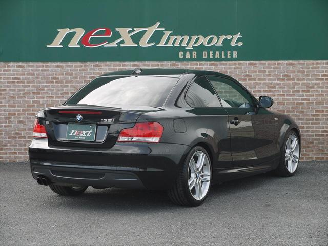 BMW BMW 135iMスポーツLciモデル6MT 純正HDDナビETC