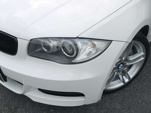 135i 後期型 赤革シート シートヒーター ETC HID(16枚目)