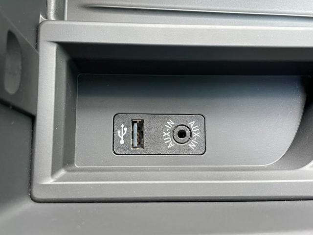 USB AUXポート搭載☆