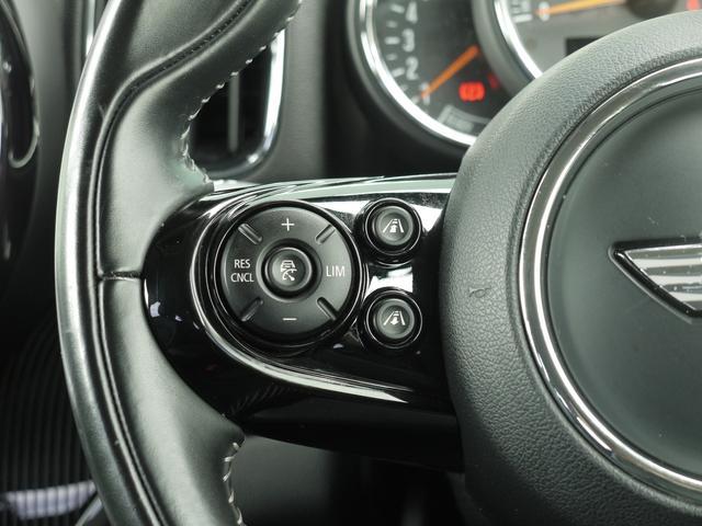 クーパーSD クロスオーバー オール4 ブラックレザーシート アクティブクルーズコントロール ドライブアシスト パワーゲート ペッパーPKG  ユアーズPKG ミラーETC パワーシート 4WD 19AW ルーフBOX LEDヘッドライト(10枚目)