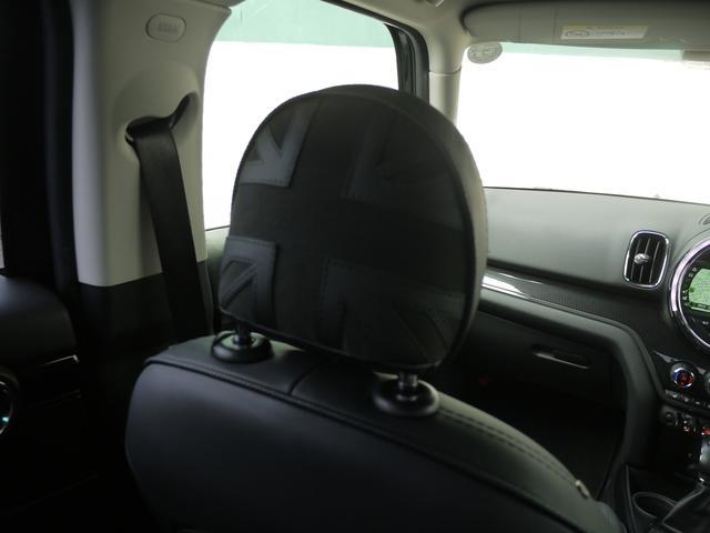 クーパーSD クロスオーバー オール4 ブラックレザーシート アクティブクルーズコントロール ドライブアシスト パワーゲート ペッパーPKG  ユアーズPKG ミラーETC パワーシート 4WD 19AW ルーフBOX LEDヘッドライト(11枚目)