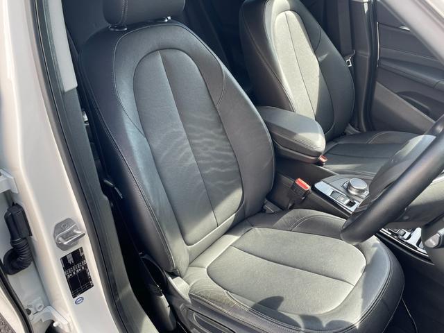 sDrive 18i xライン 黒革 シートヒーター アイドリングストップ ドライビングモード バックカメラ インテリジェントセーフティー LEDヘッドライト PDC 純正ナビ CD DVD再生 AUX USB Bluetooth(6枚目)