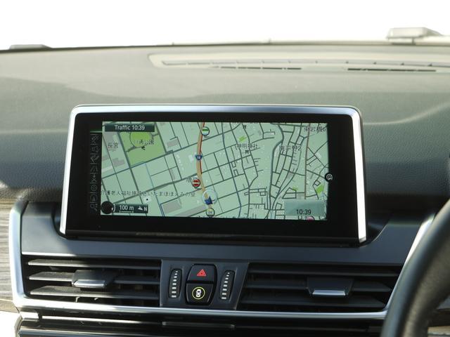 218iグランツアラー 白革 シートヒーター コンフォートアクセス インテリジェントセーフティー ドライブモード パワーゲート 地デジ パノラマサンルーフ ヘッドアップディスプレイ ETC バックカメラ PDC(9枚目)