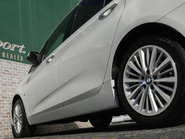 218iグランツアラー 白革 シートヒーター コンフォートアクセス インテリジェントセーフティー ドライブモード パワーゲート 地デジ パノラマサンルーフ ヘッドアップディスプレイ ETC バックカメラ PDC(20枚目)