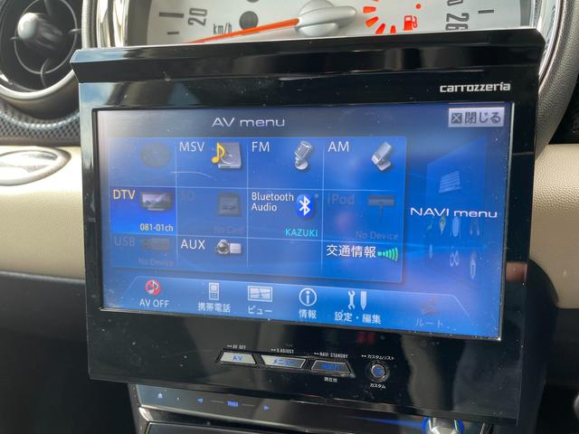 クーパーS サンルーフ ETC 社外HDDナビ 地デジ CD DVD再生 ミュージックサーバー USB Bluetooth キーレス プッシュスタート パドルシフト プロジェクターHIDヘッドライト 17AW(28枚目)