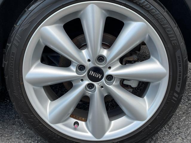 クーパーS サンルーフ ETC 社外HDDナビ 地デジ CD DVD再生 ミュージックサーバー USB Bluetooth キーレス プッシュスタート パドルシフト プロジェクターHIDヘッドライト 17AW(29枚目)