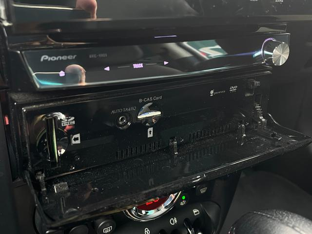 クーパーS サンルーフ ETC 社外HDDナビ 地デジ CD DVD再生 ミュージックサーバー USB Bluetooth キーレス プッシュスタート パドルシフト プロジェクターHIDヘッドライト 17AW(30枚目)
