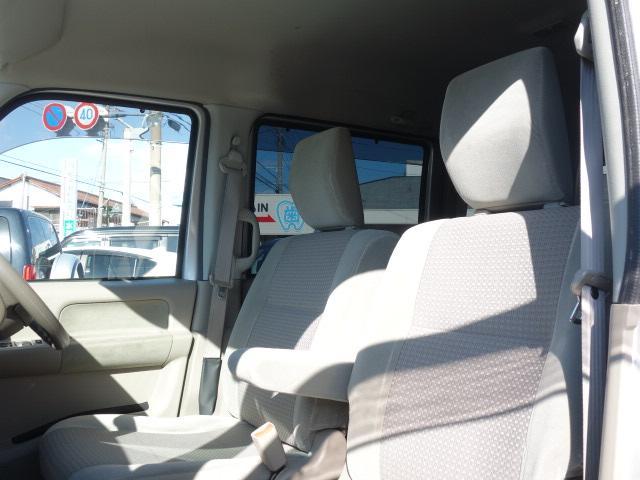 スズキ エブリイワゴン PZターボスペシャル 禁煙車 両側パワースライドドア