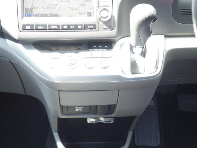 ホンダ ストリーム X HDDナビパッケージ ワンオーナー 禁煙車 HDDナビ