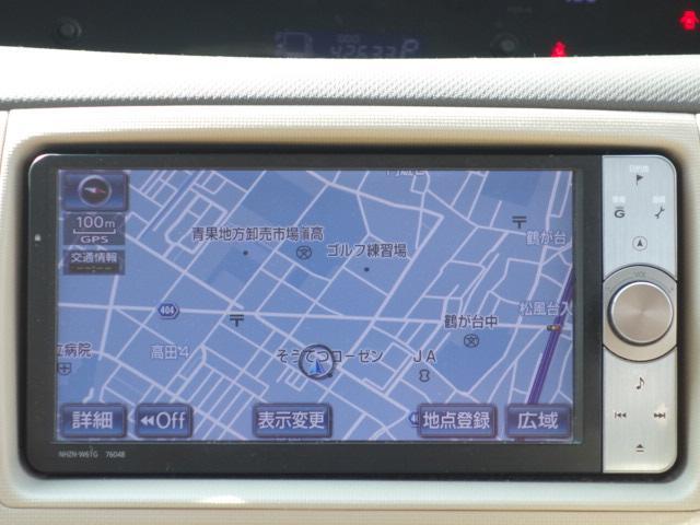 G ワンオーナー 禁煙車 純正HDDナビ キーレス ETC(10枚目)