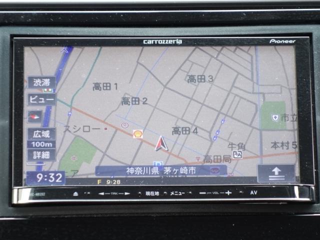 13G・Fパッケージ 禁煙車 社外メモリーナビ 地デジTV(10枚目)