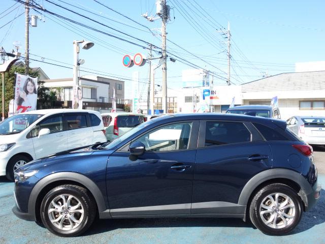 「マツダ」「CX-3」「SUV・クロカン」「神奈川県」の中古車32