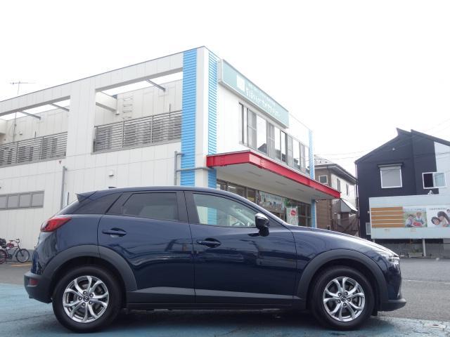 「マツダ」「CX-3」「SUV・クロカン」「神奈川県」の中古車38