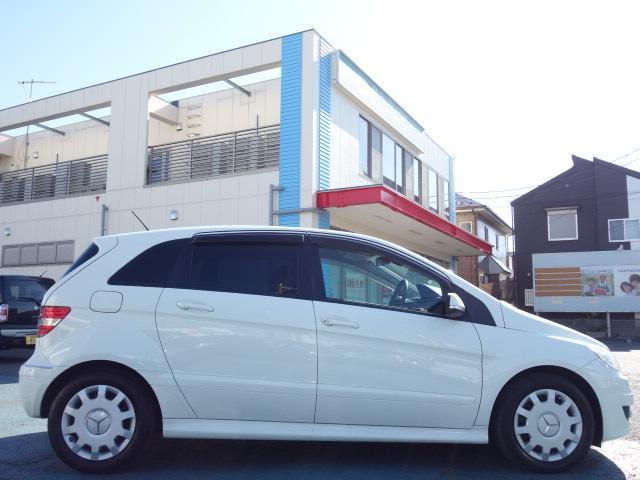 B170 禁煙車 純正オーディオ キーレス ETC(5枚目)