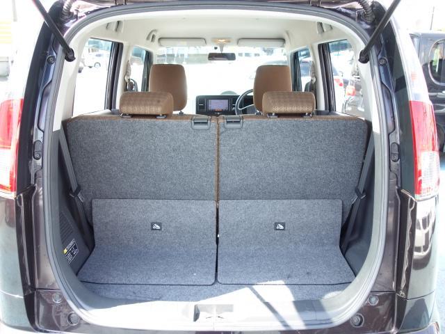 X 禁煙車 純正SDナビ フルセグTV スマートキー ETC サイドバイザー アイドリングストップ オートエアコン Wエアバッグ ABS(18枚目)