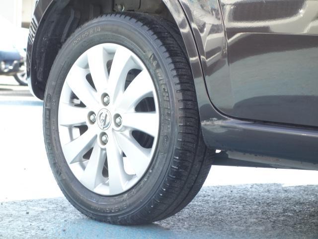 X 禁煙車 純正SDナビ フルセグTV スマートキー ETC サイドバイザー アイドリングストップ オートエアコン Wエアバッグ ABS(76枚目)