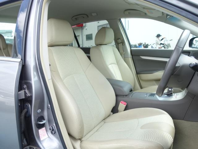 250GT 禁煙車 純正CDオーディオ CD再生 AUX接続 スマートキー ETC ハーフレザーシート パワーシート オートエアコン オートライト HIDヘッドライト 純正17インチアルミ(16枚目)
