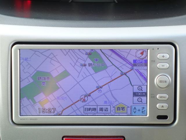カスタム RS 禁煙車 純正SDナビ 地デジTV スマートキー ETC サイドバイザー 純正15インチアルミ オートエアコン オートライト HIDヘッドライト(12枚目)