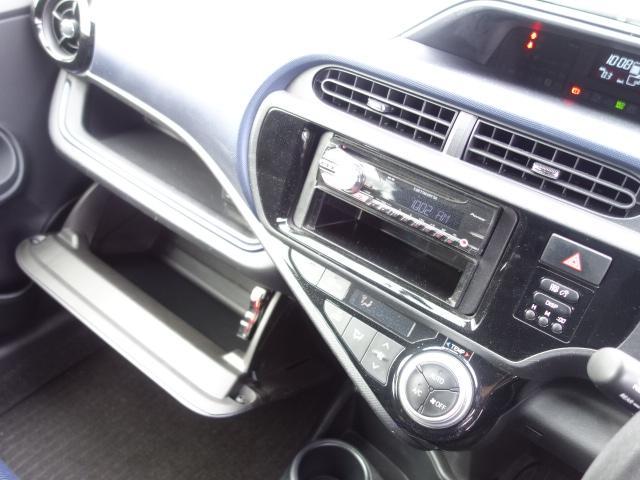 S 禁煙車 社外CDデッキ キーレス ETC オートエアコン サイドバイザー Wエアバッグ ABS AUX接続(33枚目)